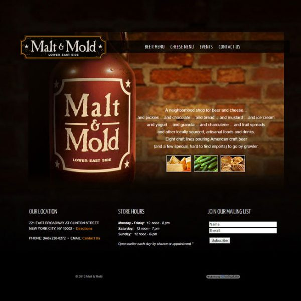 Malt and Mold